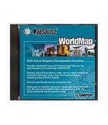 MapSource Carte du monde