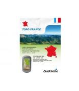 MapSource Topo France