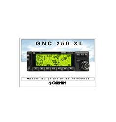 Manuel d'utilisation du GNC 250 XL