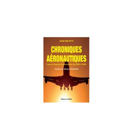 Chroniques aéronautiques 2000-2003
