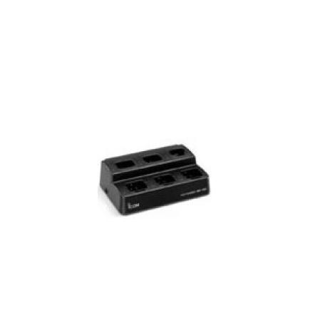 Pack chargeur rapide pour 6 batteries Ni-Mh pour IC-A6FR et IC-A24FR