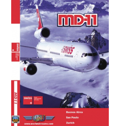 DVD Swiss Air 2 MD-11