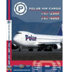 DVD Polar Air Cargo Boeing 747-200F 747-400F