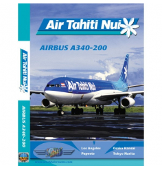 DVD Air Tahiti Nui Airbus A340-200