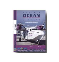 DVD Chalks Grumman Mallard - Miami - Paradise Island