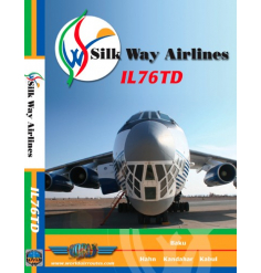 DVD Silk Way Airlines Ilyushin 76