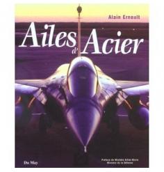 Ailes d'acier - Alain Ernoult