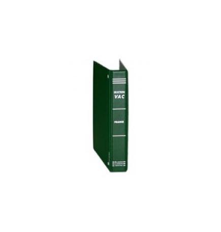 Classeur Sélection VAC de 10 pochettes transparentes pour cartes VAC en vol