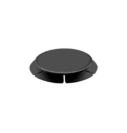 Base adhésive adaptative pour ventouse
