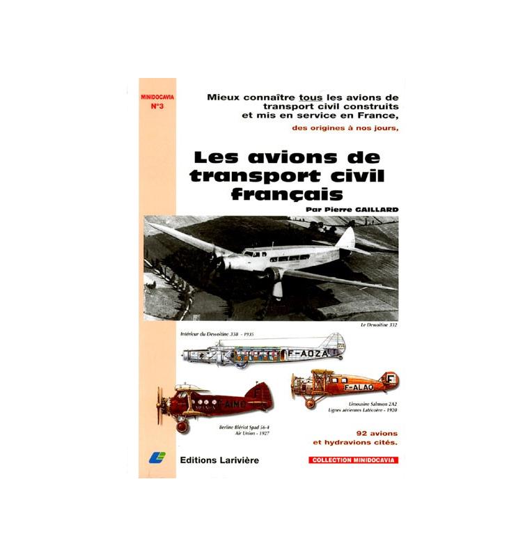 Les avions de transport civil français