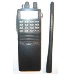 ICOM IC-A22E - VHF homologuée avec bande VOR