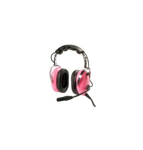 Casque Pilot Communications enfant P51 C : double jack aviation - passif - câble droit
