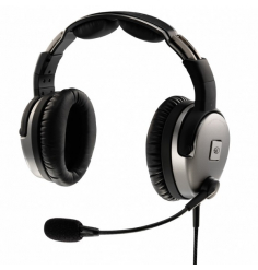 ZULU PFX Casque avion  ANR Bluetooth double Jack