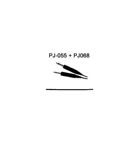 Cordon droit PJ055+PJ068 pour H10-60
