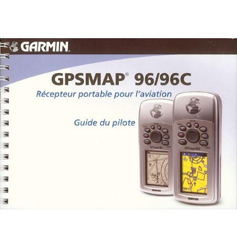 Manuel GPSMAP 96/96C Français