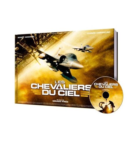 Les Chevaliers du Ciel + CD-Audio