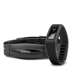 Montre Garmin VÍvofit HRM (Heart Rate Monitor)