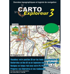 CartoExploreur 3 1:100 000