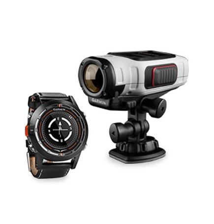 Aviator Action Pack (D2 Pilot watch + Virb Elite Camera)