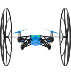 MiniDrone Rolling Spider-Version bleue