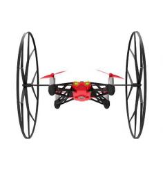 MiniDrone Rolling Spider-Version rouge