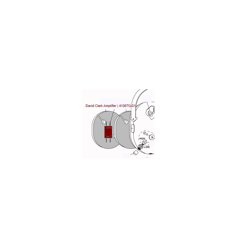 AMPLIFIER M101 DYNAMIC MIC