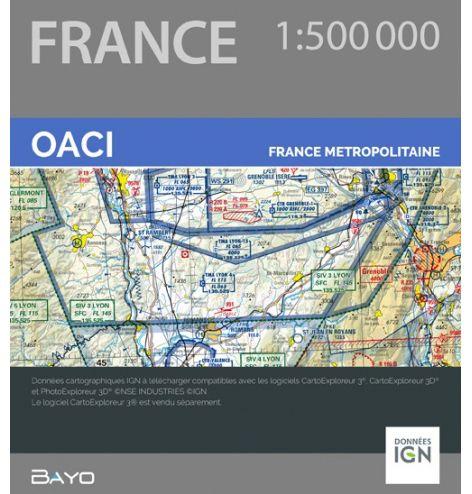 Téléchargement CartoExploreur 1:500 000