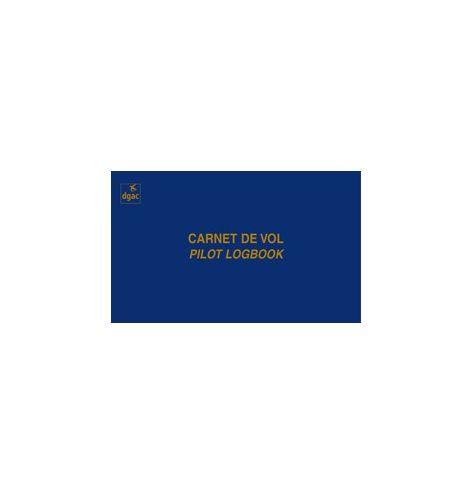 Carnet de vol européen - Pilote d`Avion/Hélico - TT-PPL / PP-CPL / ULM