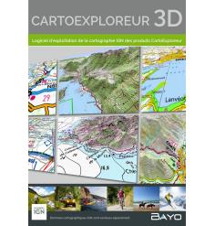 Logiciel CartoExploreur 3 CD