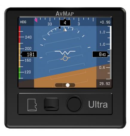 Ultra EFIS AvMap