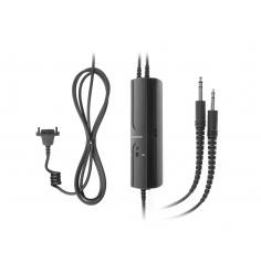 Câble -B-K-2 pour casques actifs  SENNHEISER de la série 26/46