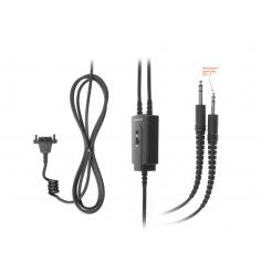 Câble -KP-2 pour casques actifs  SENNHEISER de la série 26/46