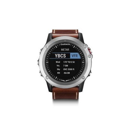 D2 Bravo Aviation Watch