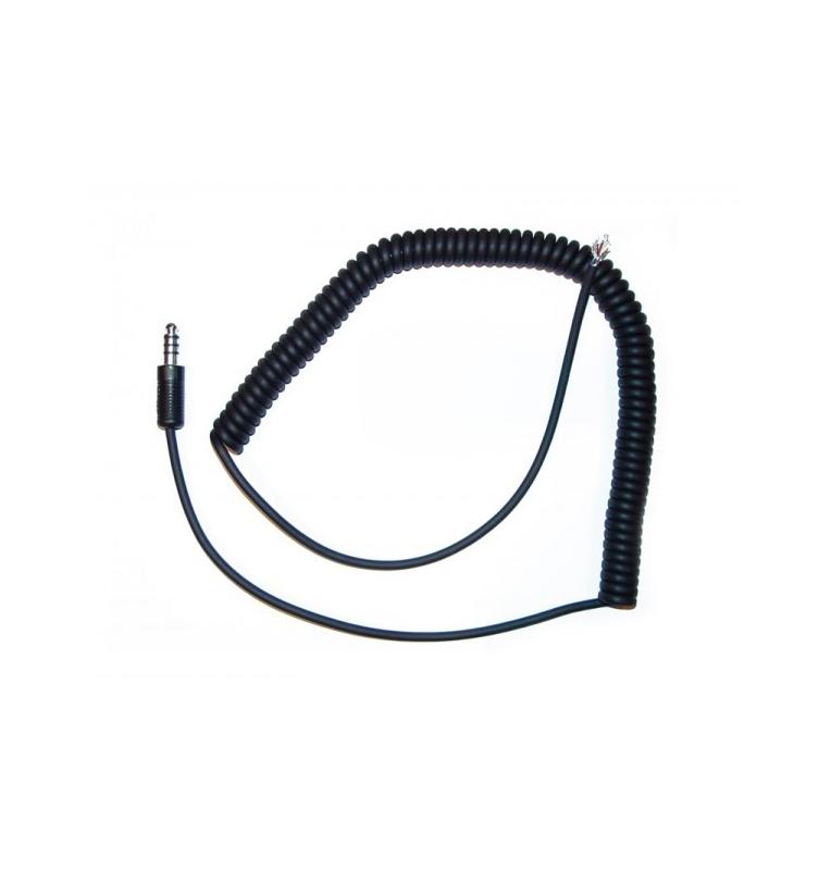 Câble de rechange pour casque hélico U174