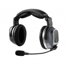 Casque Lightspeed Tango sans fil : connecteur double jack avion - actif ANR