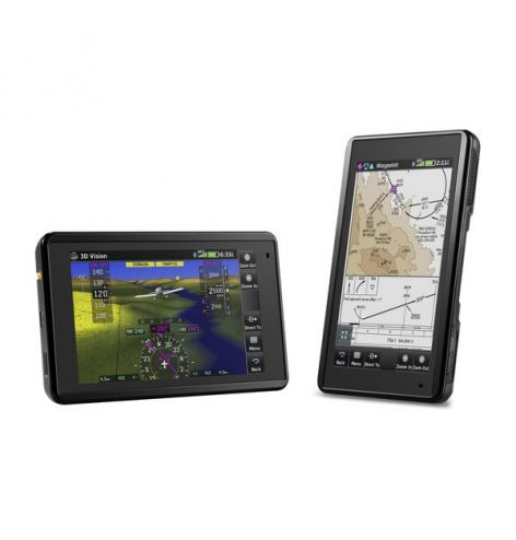 GPS portable aviation Garmin Aera 660
