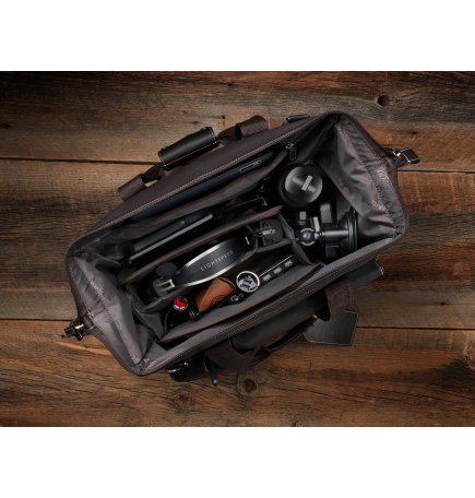 The Gann Adventure Flight Bag