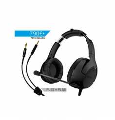 Casque avion FACTEM EF7-IA  ANR double Jack avec bluetooth