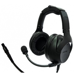 Casque avion FACTEM EF7-IA  ANR lemo avec bluetooth
