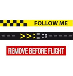 Kit de personnalisation FlightBag sac modèle intermédiaire