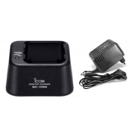 Chargeur rapide (sans adaptateur) avec alimentation BC-145E