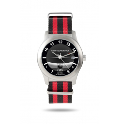 Montre Wysiwatch cadran aviation : Turn