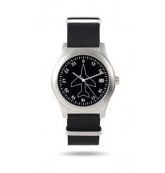 Montre Wysiwatch cadran aviation : Cap