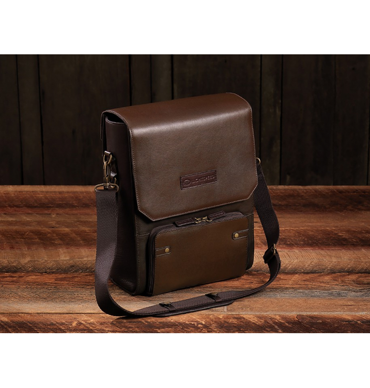 The DeLaurentis Adventure Flight Bag