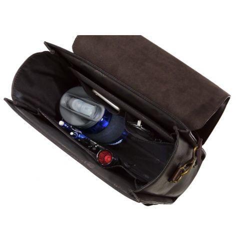 The DeLaurentis Adventure Flight Bag
