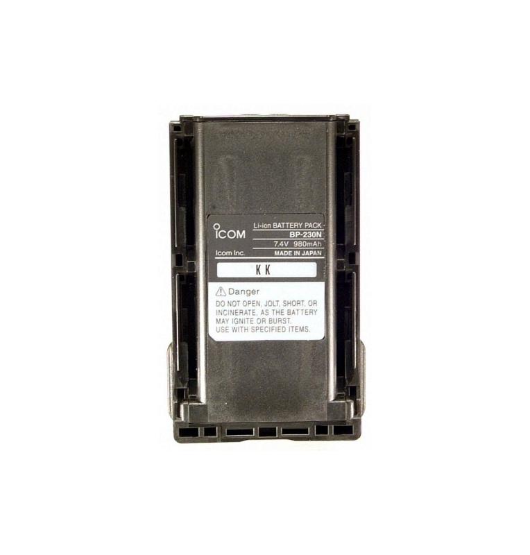 Batterie Li-Ion 7.4V 980mAh