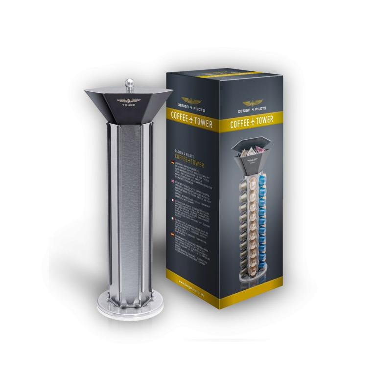 Porte capsules Tour de Contrôle
