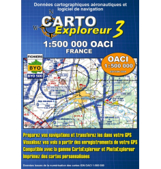 CartoExploreur 3 OACI 2012