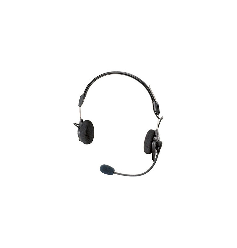 Casque Telex Airman 750 passif ultra-léger double jacks aviation