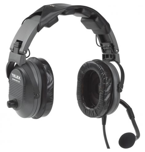 Casque Telex Echelon 20 double jacks aviation